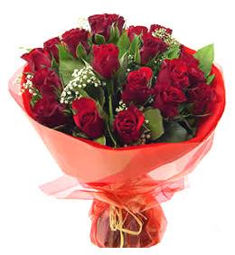 Yozgat anneler günü çiçek yolla  11 adet kimizi gülün ihtisami buket modeli