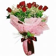 Yozgat çiçek siparişi sitesi  12 adet kirmizi kalite gül