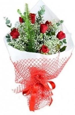 7 adet gülden kız arkadaşıma çiçek  Yozgat çiçekçi telefonları