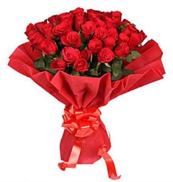 41 adet gülden görsel buket  Yozgat çiçek satışı