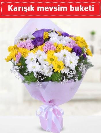 Karışık Kır Çiçeği Buketi  Yozgat güvenli kaliteli hızlı çiçek