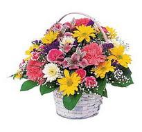 Yozgat çiçek , çiçekçi , çiçekçilik  mevsim çiçekleri sepeti özel