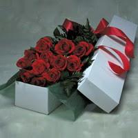 Yozgat online çiçek gönderme sipariş  11 adet gülden kutu