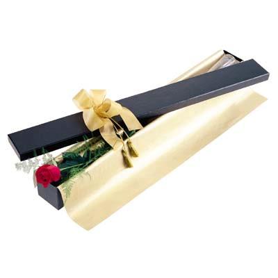 Yozgat uluslararası çiçek gönderme  tek kutu gül özel kutu