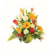 karisik renkli çiçekler tanzim   Yozgat çiçek gönderme sitemiz güvenlidir