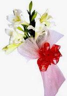 Yozgat çiçek , çiçekçi , çiçekçilik  ince vazoda gerbera ve ayi