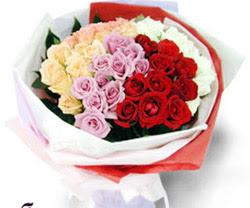 SEVENLERE ÖZEL 51 ADET GÜL  Yozgat internetten çiçek satışı