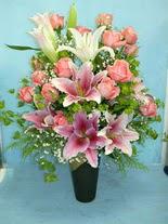 Yozgat internetten çiçek satışı  cam vazo içerisinde 21 gül 1 kazablanka