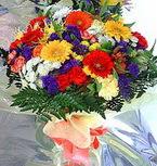 Yozgat hediye çiçek yolla  karma büyük ve gösterisli mevsim demeti