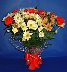 Yozgat hediye çiçek yolla  kir çiçekleri buketi mevsim demeti halinde