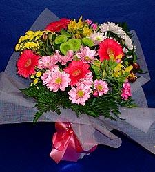 karisik sade mevsim demetligi   Yozgat 14 şubat sevgililer günü çiçek