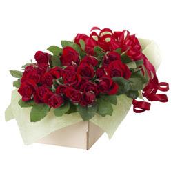 19 adet kirmizi gül buketi  Yozgat güvenli kaliteli hızlı çiçek