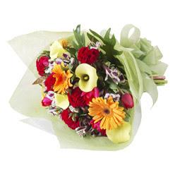 karisik mevsim buketi   Yozgat online çiçekçi , çiçek siparişi