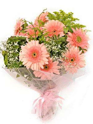 Yozgat çiçek satışı  11 adet gerbera çiçegi buketi