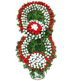 Görsel Cenaze çiçek , cenaze çiçek , çelengi  Yozgat uluslararası çiçek gönderme
