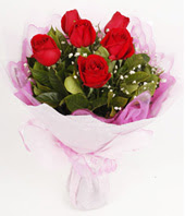 9 adet kaliteli görsel kirmizi gül  Yozgat çiçek gönderme