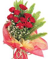 11 adet kaliteli görsel kirmizi gül  Yozgat çiçek satışı