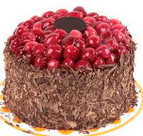 çikolatali franbuazli yas pasta 4 ila 6  Yozgat çiçek gönderme