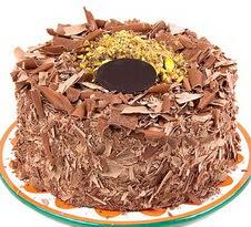 çikolatali 4 ile 6 kisilik yas pasta  Yozgat çiçek servisi , çiçekçi adresleri
