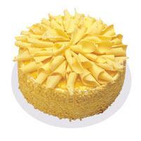 Muzlu pasta 4 ile 6 kisilik yas pasta  Yozgat çiçekçi telefonları
