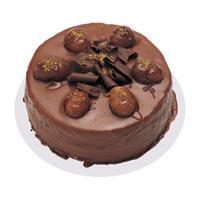 Kestaneli çikolatali yas pasta  Yozgat çiçek , çiçekçi , çiçekçilik