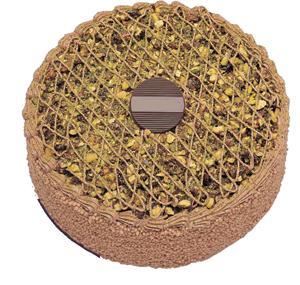 Krokanli 4 ile 6 kisilik yas pasta leziz  Yozgat çiçek gönderme