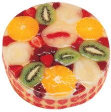 Meyvali 4 ile 6 kisilik yas pasta leziz  Yozgat hediye çiçek yolla