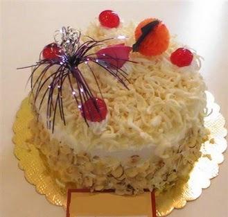 pasta siparisi 4 ile 6 kisilik yaspasta mis lezzette  Yozgat çiçekçi telefonları