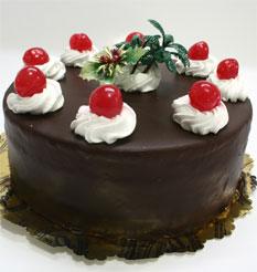 4 ile 6 kisilik yas pasta çikolatali taze pastaci  Yozgat anneler günü çiçek yolla