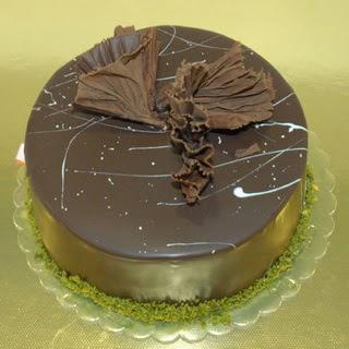 pastaci ustamizdan 4 ile 6 kisilik fistikli çikolatali yaspasta  Yozgat çiçek servisi , çiçekçi adresleri