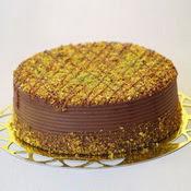 sanatsal pastaci 4 ile 6 kisilik krokan çikolatali yas pasta  Yozgat cicek , cicekci