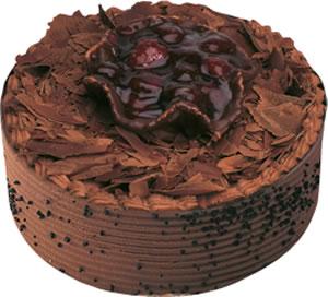 pasta satisi 4 ile 6 kisilik çikolatali yas pasta  Yozgat çiçek , çiçekçi , çiçekçilik