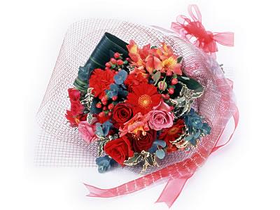 Karisik buket çiçek modeli sevilenlere  Yozgat uluslararası çiçek gönderme