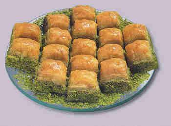 pasta tatli satisi essiz lezzette 1 kilo fistikli baklava  Yozgat internetten çiçek siparişi