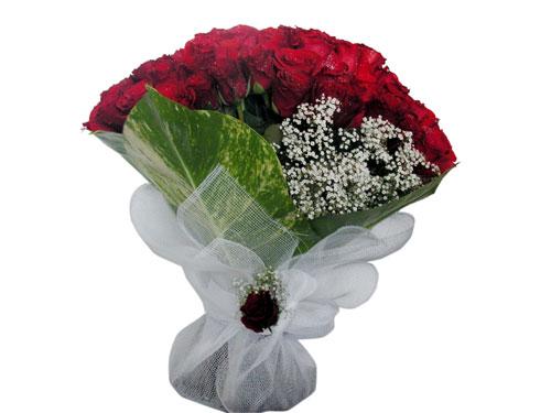 25 adet kirmizi gül görsel çiçek modeli  Yozgat çiçek servisi , çiçekçi adresleri