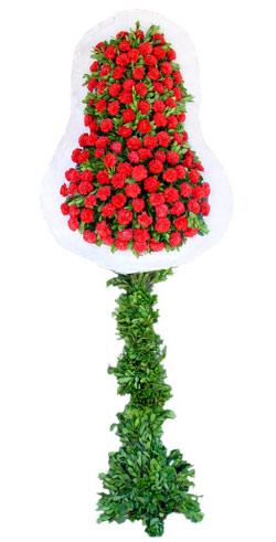 Dügün nikah açilis çiçekleri sepet modeli  Yozgat İnternetten çiçek siparişi