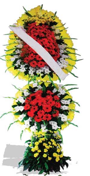 Dügün nikah açilis çiçekleri sepet modeli  Yozgat çiçek yolla