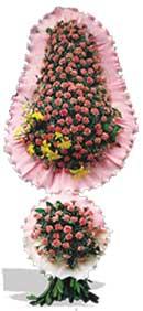 Dügün nikah açilis çiçekleri sepet modeli  Yozgat çiçekçi telefonları