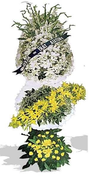 Dügün nikah açilis çiçekleri sepet modeli  Yozgat çiçek , çiçekçi , çiçekçilik