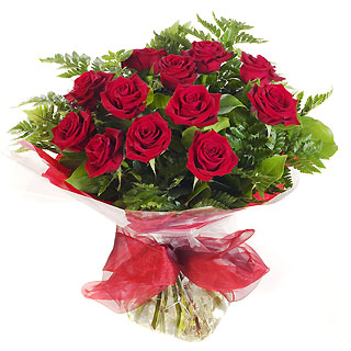 Ucuz Çiçek siparisi 11 kirmizi gül buketi  Yozgat çiçek online çiçek siparişi