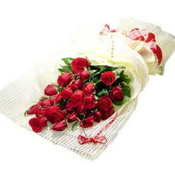 Çiçek gönderme 13 adet kirmizi gül buketi  Yozgat çiçek satışı