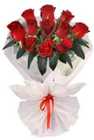 11 adet gül buketi  Yozgat internetten çiçek siparişi  kirmizi gül