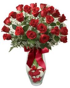 17 adet essiz kalitede kirmizi gül  Yozgat çiçek mağazası , çiçekçi adresleri