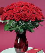 Yozgat çiçek online çiçek siparişi  11 adet Vazoda Gül sevenler için ideal seçim