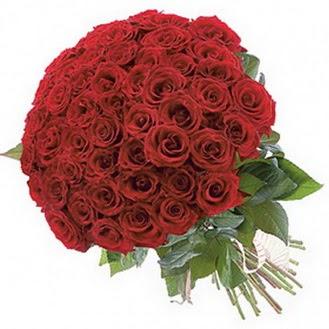 Yozgat güvenli kaliteli hızlı çiçek  101 adet kırmızı gül buketi modeli