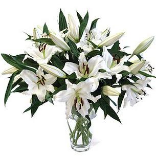 Yozgat çiçekçi telefonları  3 dal görsel casablanca vazo tanzimi