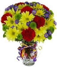 En güzel hediye karışık mevsim çiçeği  Yozgat hediye çiçek yolla