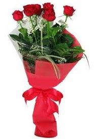 Çiçek yolla sitesinden 7 adet kırmızı gül  Yozgat internetten çiçek satışı