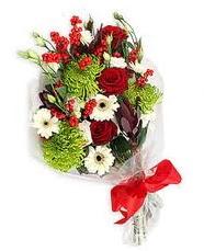 Kız arkadaşıma hediye mevsim demeti  Yozgat online çiçek gönderme sipariş