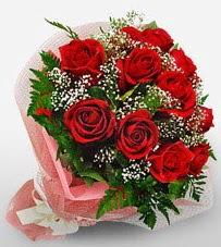 12 adet kırmızı güllerden kaliteli gül  Yozgat çiçek siparişi vermek